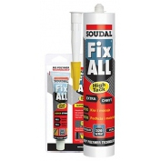 Клей-герметик FIX ALL Hight Tack SOUDAL